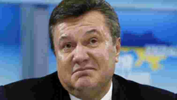 Янукович переконаний, що «корумпованою маріонеткою Путіна» Обама назвав Ющенка, а не його