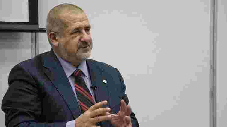 Електроенергію у Крим пустили лише на 2 тижні, – Чубаров