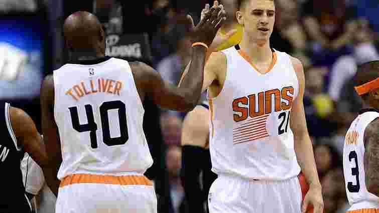 Тренер клубу НБА відзначив прогрес українського баскетболіста