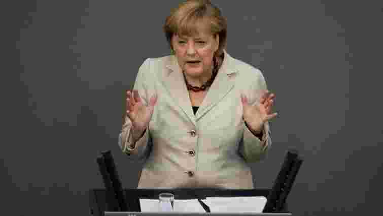 Журнал Time назвав Ангелу Меркель людиною року
