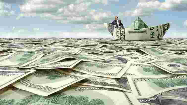 У 2012-му році з України нелегально вивели рекордну суму коштів