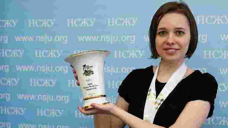Львів'янка Марія Музичук ввійшла у трійку найсильніших шахісток світу