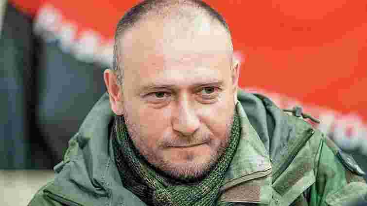 Ярош заявив, що убитий СБУ керівник диверсантів раніше не викликав у нього довіри
