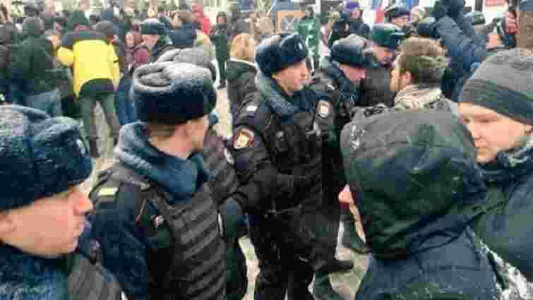 У Москві на «Марші змін» затримали 14 людей