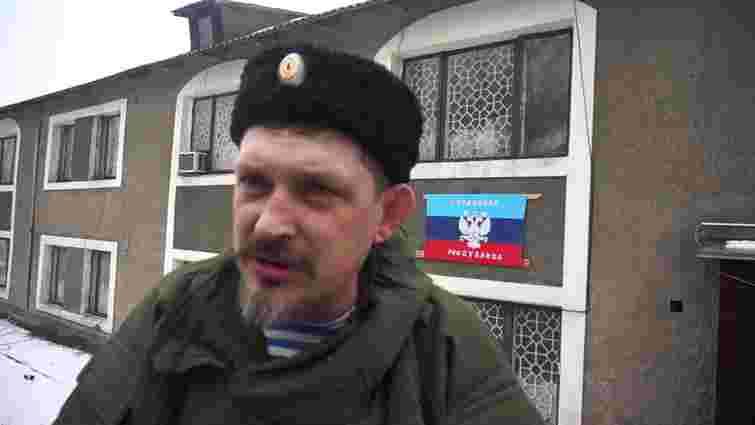 На Луганщині вбили польового командира «ЛНР» Павла Дрьомова