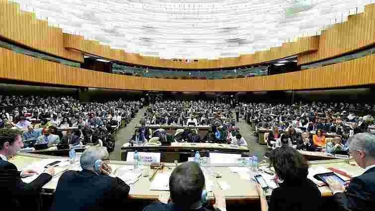 У Парижі затвердили нову угоду на заміну Кіотському протоколу