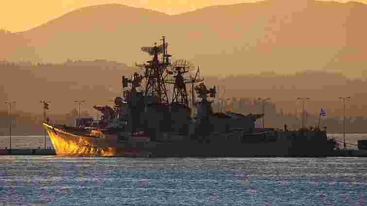 Турецькі рибалки не помітили, як їхнє судно обстрілювали з російського корабля