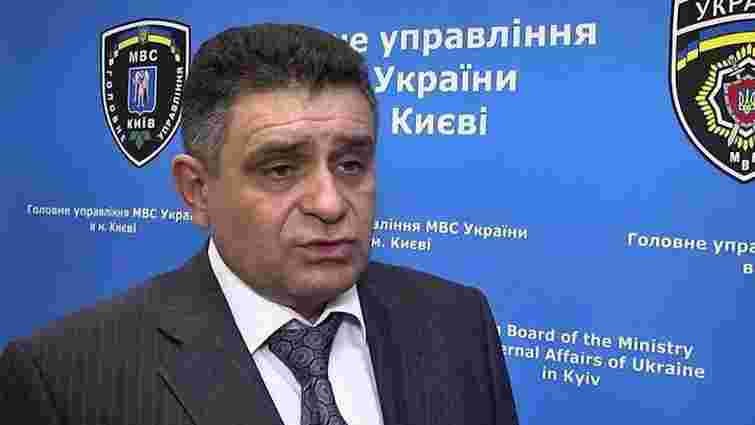 Аваков звільнив начальника Національної поліції у Києві