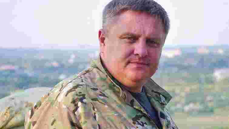 Київську поліцію очолив офіцер, який захищав від терористів прапор України у Горлівці