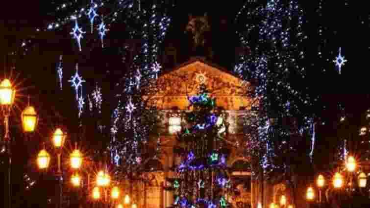 В п'ятницю у Львові запалять ялинку і відкриють Різдвяний ярмарок