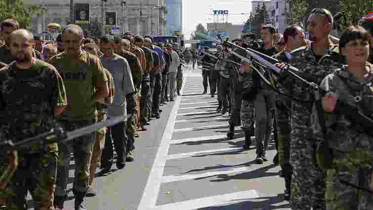 Контактній підгрупі не вдалось домовитись про звільнення полонених на Донбасі