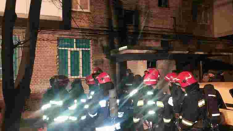 У Львові під час пожежі у підвалі будинку загинула 31-річна жінка