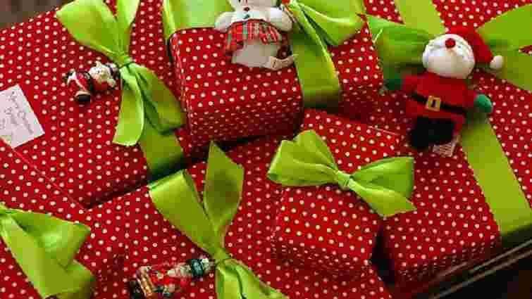 У Львові збирають подарунки для дітей у зоні АТО