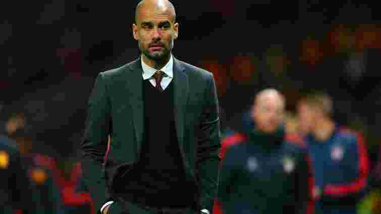 Хосеп Гвардіола вирішив піти з посади головного тренера «Баварії»