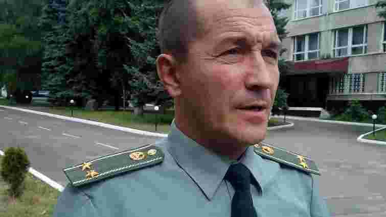 Міністр оборони позбавив звання підполковника, затриманого на хабарі у Львові