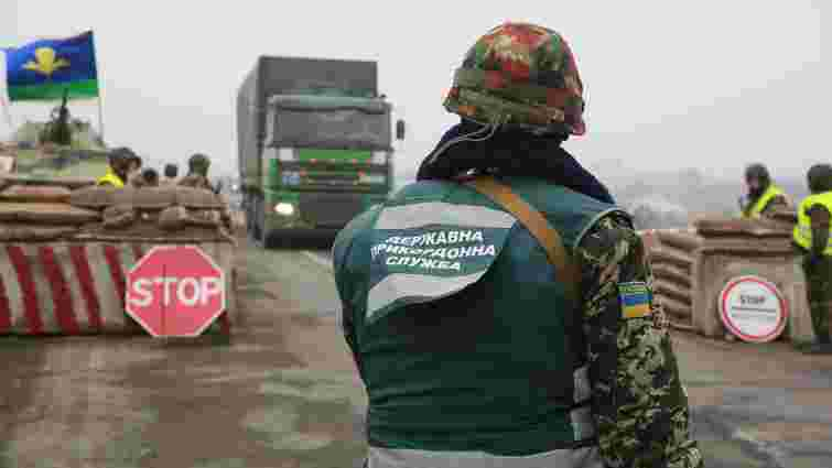 Кабмін обмежив поставки продуктів в Крим 50 кг на особу