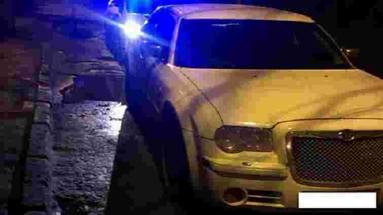 У ніч на Миколая поліція затримала в одному з районів Львова шість п'яних водіїв