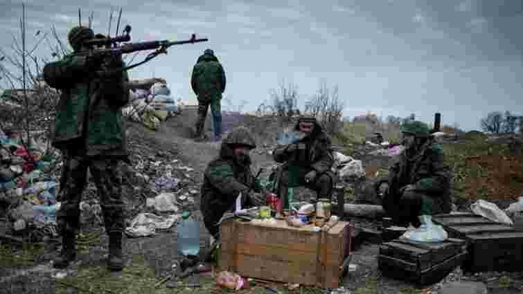 Впродовж дня бойовики 20 разів обстрілювали позиції сил АТО