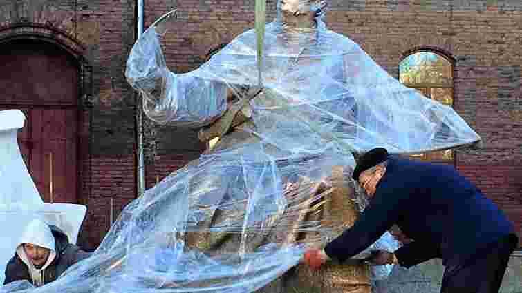 У Львові встановили пам'ятник Вербицькому