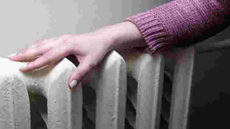 Львів'янам знову вимикатимуть вдень опалення через потепління