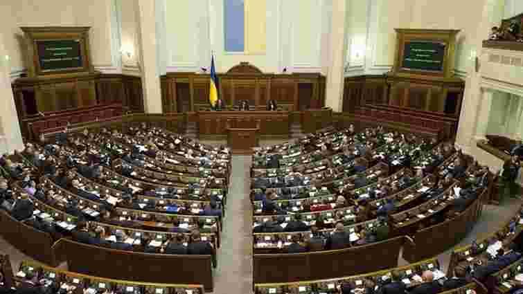 Верховна Рада відправила до КСУ проект судової реформи
