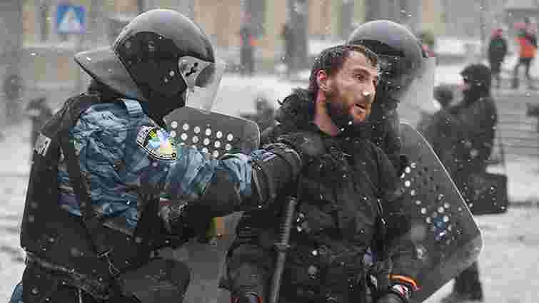 На Львівщині не засудили жодного міліціонера, причетного до злочинів під час революції