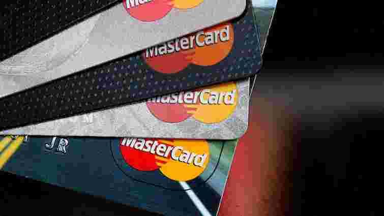 Visa і MasterCard пішли з російських банків, що ведуть бізнес у Криму