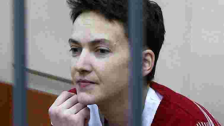 Російський суд долучив до справи Савченко доказ захисту