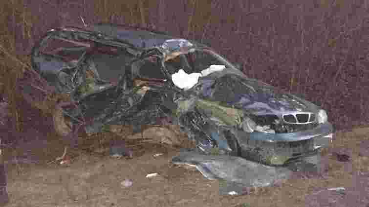 В аварії на трасі Львів-Краковець загинув підліток, ще троє людей травмувалися