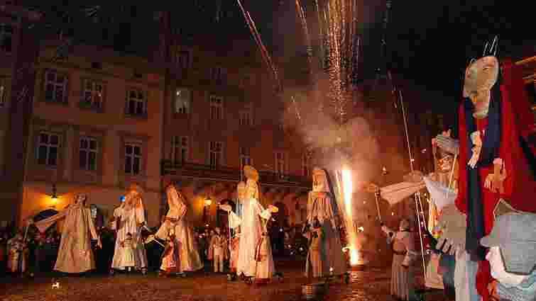 Сьогодні львів'ян зачарує «Різдвяна феєрія»