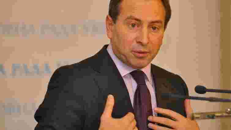 Томенко заявив про вихід з фракції БПП і коаліції
