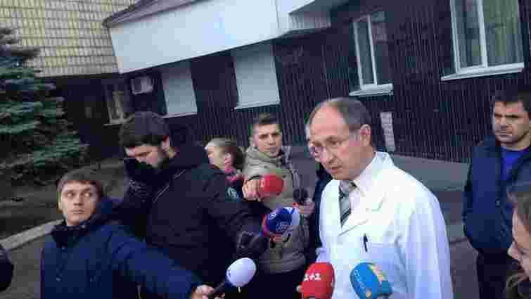 Корбана відправили на медичний огляд в інститут Амосова