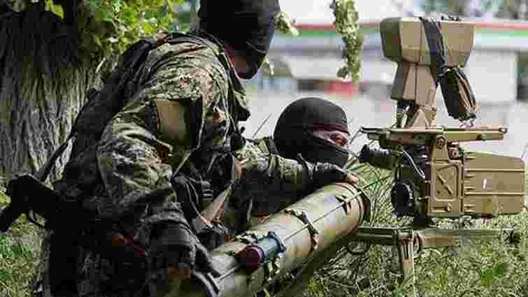 Бойовики обстріляли селище Водяне біля Маріуполя