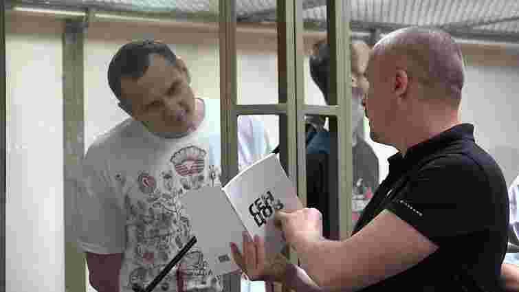 Триває збір коштів на завершення фільму про Олега Сенцова