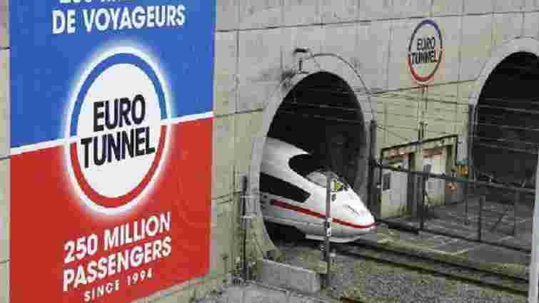 Тисячі мігрантів спробували прорватися тунелем через Ла-Манш з Франції до Великобританії