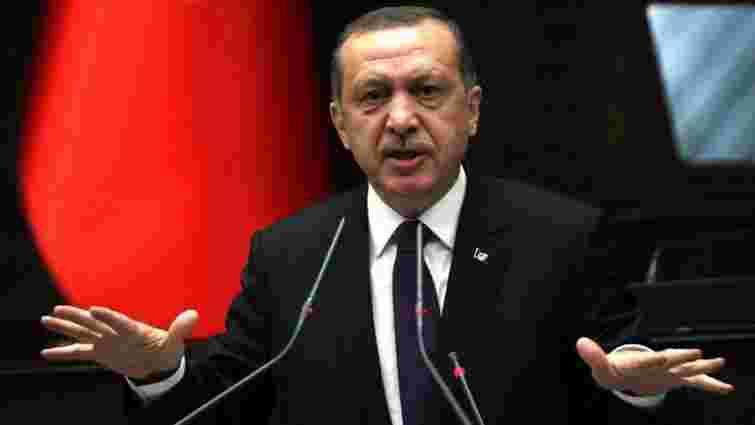 Туреччина не воюватиме разом із Росією проти «Ісламської держави», – Ердоган