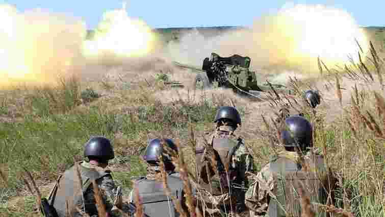 Порошенко затвердив план проведення багатонаціональних військових навчань у 2016 році