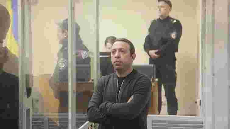 Корбана заарештували на два місяці