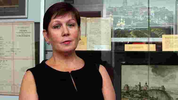 Захист директора Бібліотеки української літератури в Москві оскаржив її домашній арешт