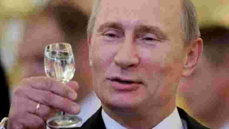 Путін не привітав Порошенка і Ердогана з Новим роком