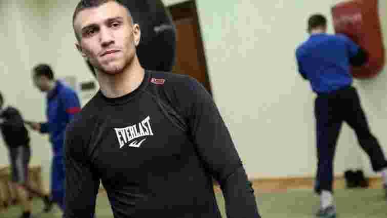 Василь Ломаченко увійшов у топ-10 боксерів 2015 року