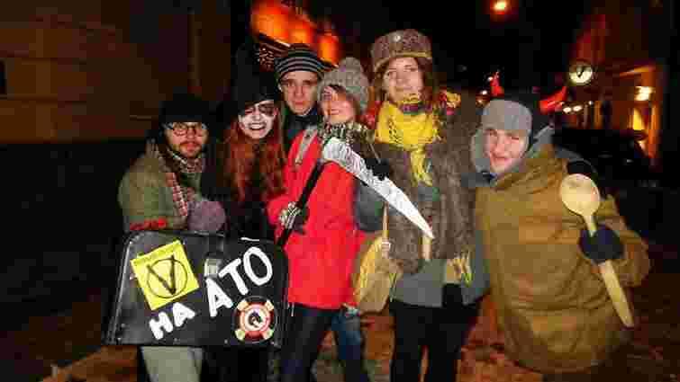 На Різдво у Львові покажуть упівський вертеп