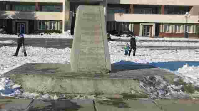 У Луцьку на пам'ятник Бандері виділили ₴200 тис.