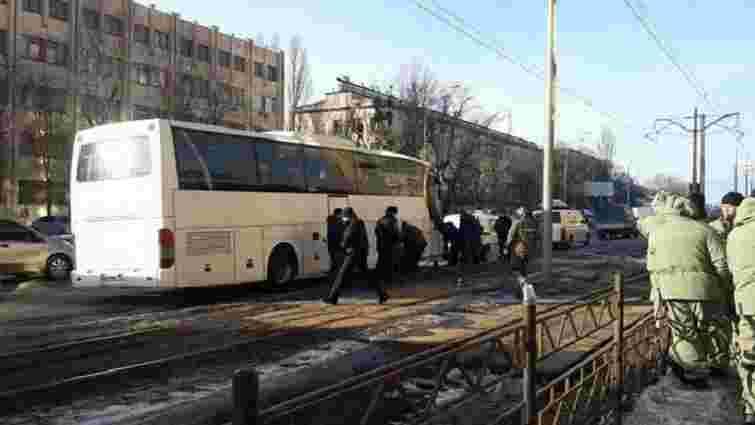 У Києві гранатою підірвали автобус інспекції «Київблагоустрою»