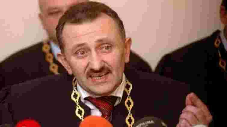 Пенітенціарна служба підтвердила, що суддя Зварич вийшов на свободу за «законом Савченко»