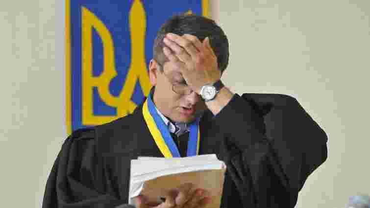 Порошенко звільнив суддю Кірєєва