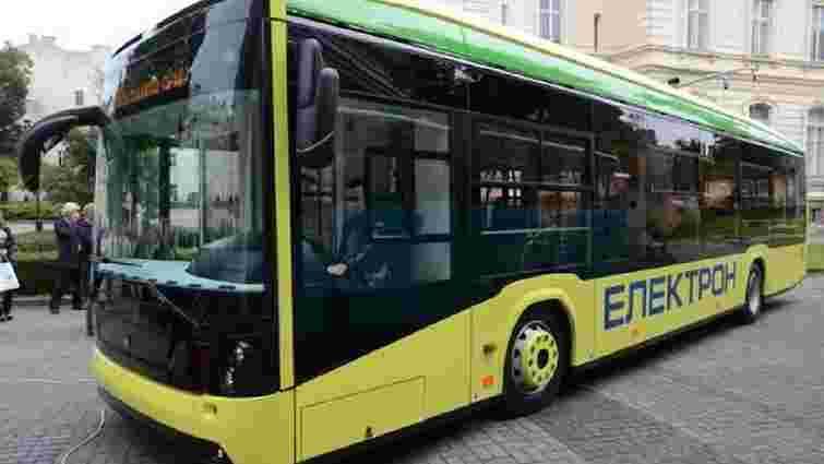 Львів купить 55 низькопідлогових автобусів за ₴200 млн
