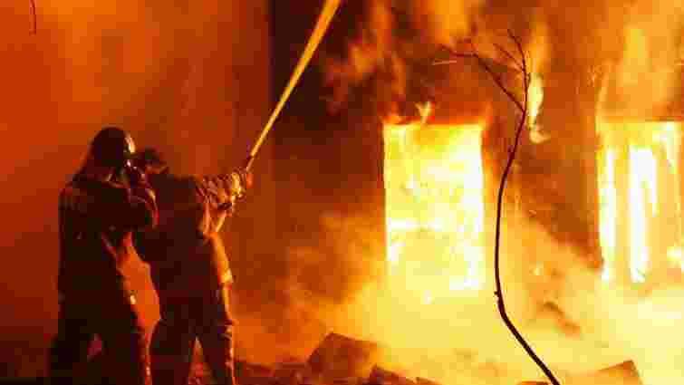 В Росії загорівся енергоблок на електростанції