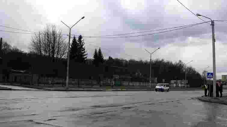 У Львові на перехресті, де збили двох дітей, встановлять світлофор