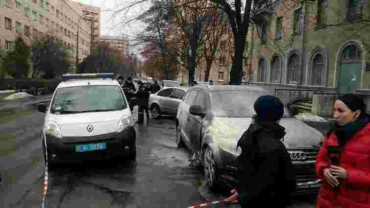 У Києві підірвали авто адвоката підозрюваних у вбивстві Бузини